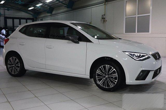 Seat Ibiza - 1,0 TGI 5T XCELLENCE KLIMA NAVI LED LM16