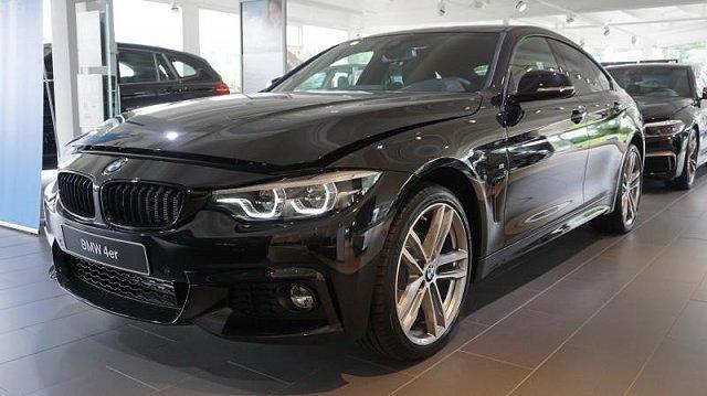 BMW 4er - 420d xDrive Gran Coupé AHK M-Sport Innovation