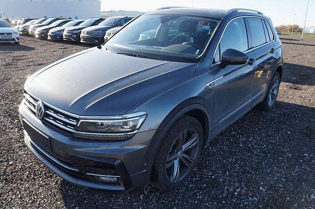 Volkswagen Tiguan - 2.0 TDI DSG 4WD Highline R Line*Navi*Pano