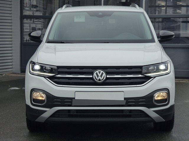Volkswagen T-Cross - Style TSI +18 ZOLL+AHK+KAMERA+ACTIVE INF