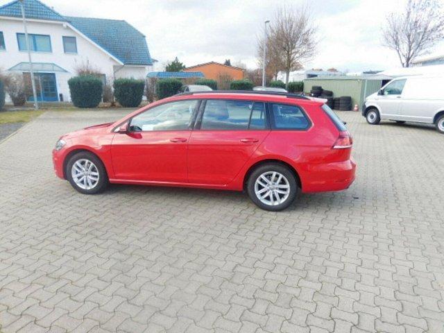 Volkswagen Golf Variant - VII 1.6 Comfortlin BMT TDI DSG Navi