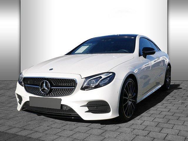 Mercedes-Benz E-Klasse - E 350 Coupe AMG Line Night Wide HUD Pano Burm