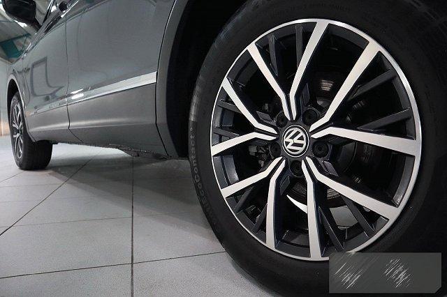 Volkswagen Tiguan Allspace - 2,0 TDI SCR DSG COMFORTLINE 7-SITZER NAVI AHK