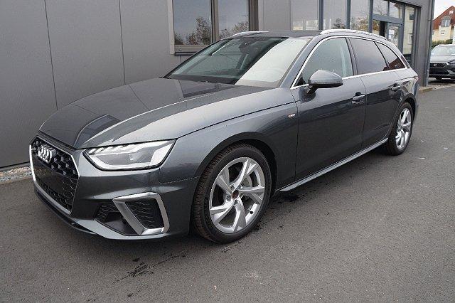 Audi A4 allroad quattro - 40 TDI S line Tronic*Navi*Kamera*ACC