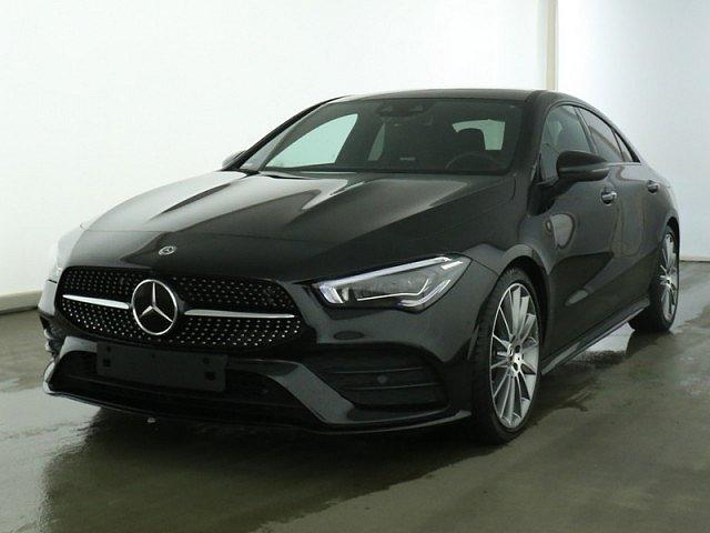 Mercedes-Benz CLA-Klasse - CLA 250 AMG Sport Abstandstemp. LED Pano Navi SH