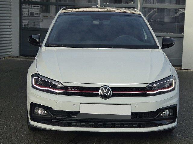 Volkswagen Polo - GTI DSG +DACH SCHWARZ+ACC+APP CONNECT+NAVI