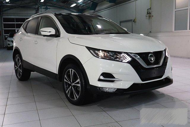 Nissan Qashqai - 1,7 DCI XTRONIC AUTO. ALL-MODE 4X4I N-CONNECTA DESIGN WINTER LM18