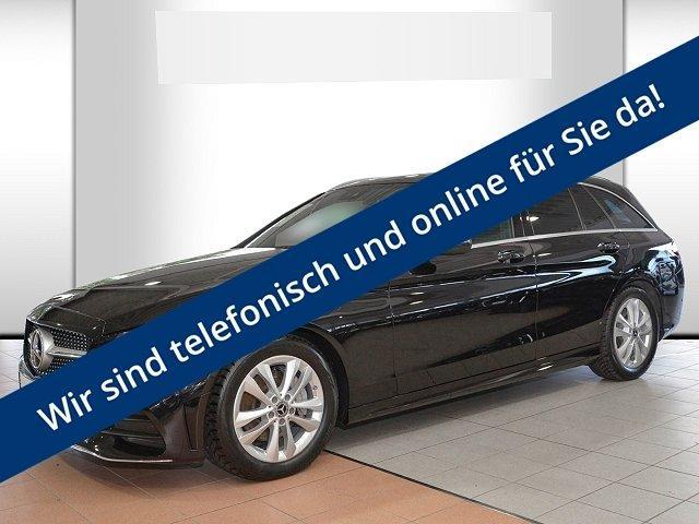 Mercedes-Benz C-Klasse - C 220 T AMG Line 9G-tronic COMAND*Pano*LEd*Navi