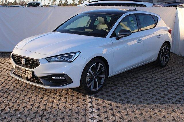 Seat Leon - FR Limousine Benziner Modell 2021 1.5 TSI 7-Gang-DSG