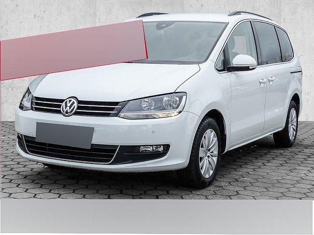Volkswagen Sharan - 2.0 TDI DSG Comfortline 7-Sitzer NAVI CLIMATRONIC