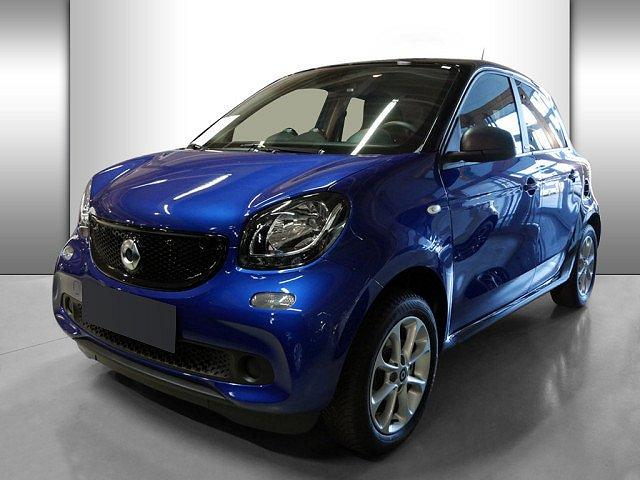 Smart forfour - 52kw passion CoolMedia Navi SHZ
