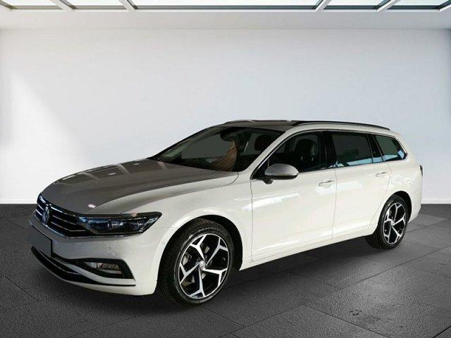 Volkswagen Passat Variant - 2.0 TSI Business DSG Navi, Side Assist