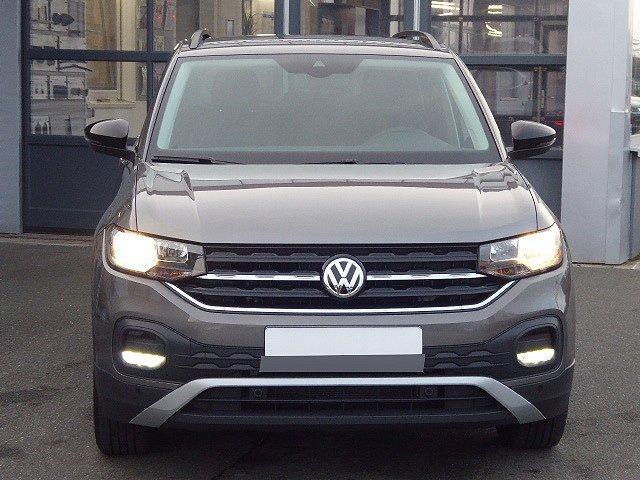 Volkswagen T-Cross - Life TSI +17 ZOLL+AHK+KAMERA+ACC+NAVI+DA