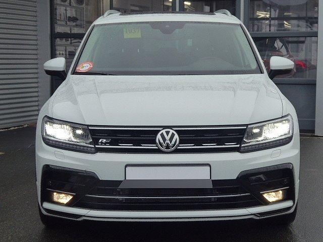 Volkswagen Tiguan - Highline R-line TSI DSG +20 ZOLL+ACTIVE I