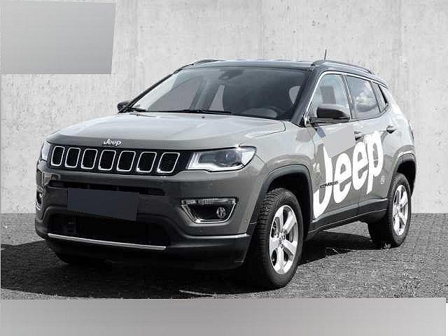 Jeep Compass - 2.0 MultiJet Active Drive Automatik Limited