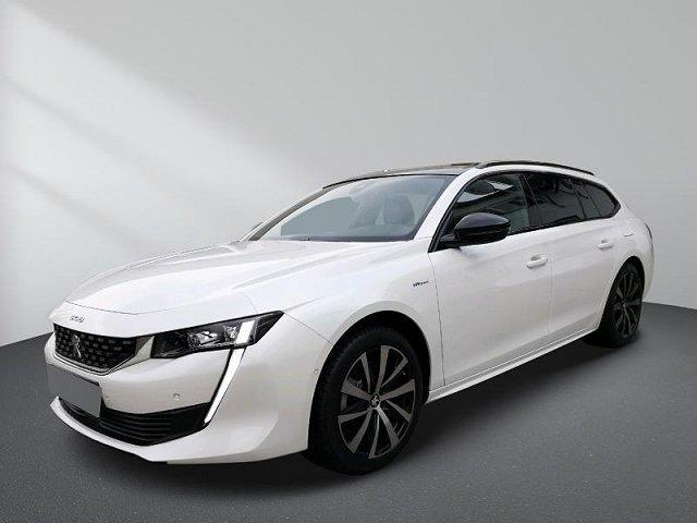 Peugeot 508 SW - Hybrid e-EAT8 GT Night Vision, Panoramaglasdach
