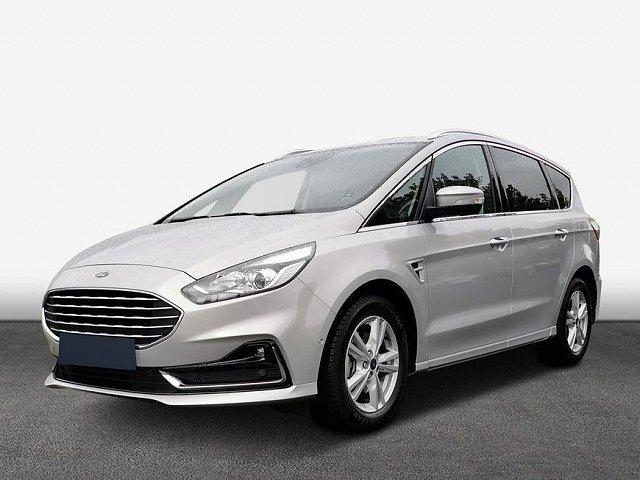 Ford S-MAX - 2.0 EcoBlue Aut. TITANIUM wenig KM Dienstw.