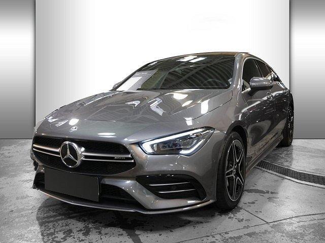 Mercedes-Benz CLA-Klasse AMG - CLA 35 SB 4M PTS KAMERA NAVI LED 2,99 EFF*