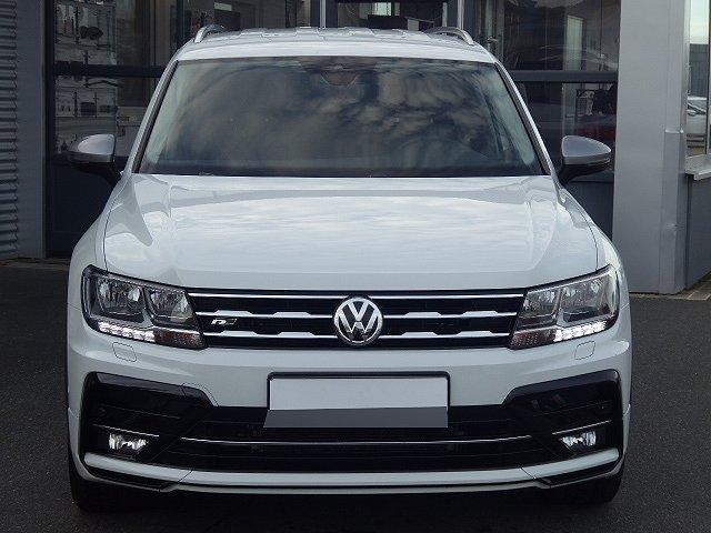 Volkswagen Tiguan Allspace - Comfortline R-Line TDI +19 ZOLL+
