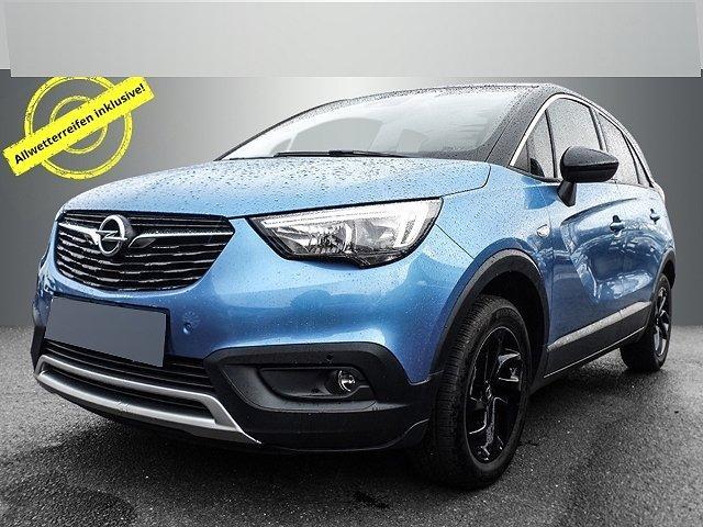 Opel Crossland X - INNOVATION 1.2+Allwetter+Navi+PDC+SHZ