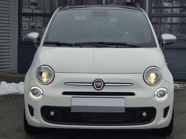 Fiat 500 - RockStar 1,0 GSE Mild-Hybrid +16 ZOLL+PANO+D