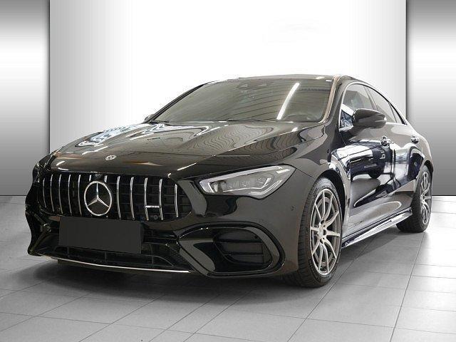 Mercedes-Benz CLA-Klasse AMG - CLA 45 Coupe 4M+ Fahr-Ass Pano 360° HUD Mult