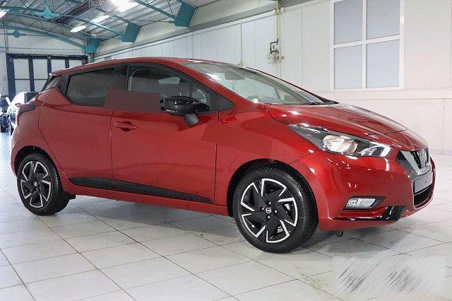 Nissan Micra - 1,0 IG-T N-DESIGN NAVI EXTERIEUR SCHWARZ
