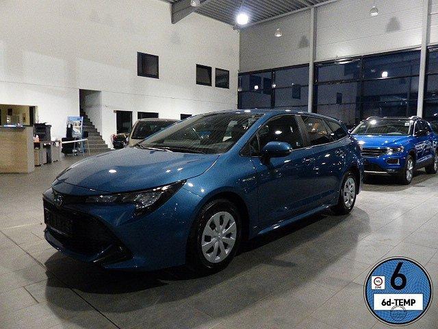 Toyota Corolla Touring Sports - 1.8l VVT-i Hybrid LED Kamera Navifunktion über MyT-APP