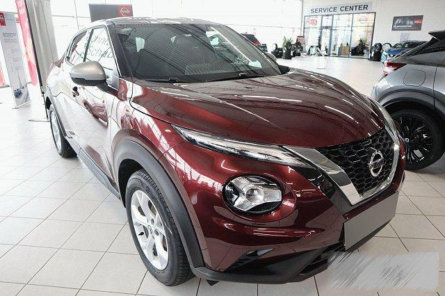 Nissan Juke - 1,0 DIG-T 5T N-CONNECTA NAVI WINTER 2-FARBLACK