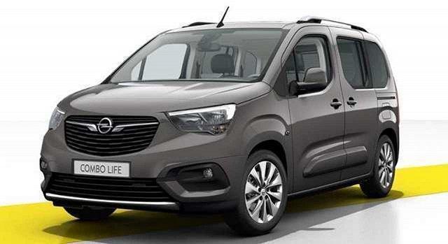 Opel Combo Life - E 1.5 D XL 7 Sitzer