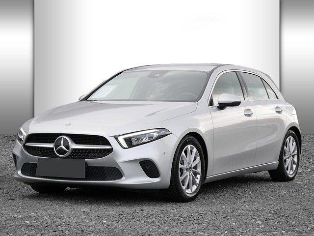 Mercedes-Benz A-Klasse - A 180 Progressive NaviPrem. LED+ PTS Spiegel-Pak