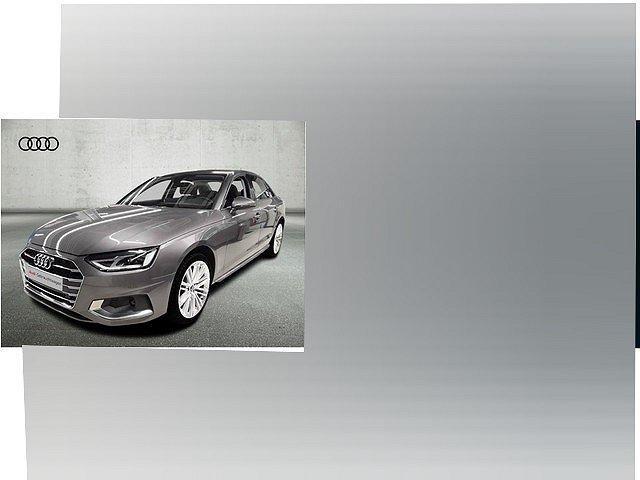 Audi A4 Limousine - 35 TFSI S tronic Advanced AHK 19 Zoll Navi
