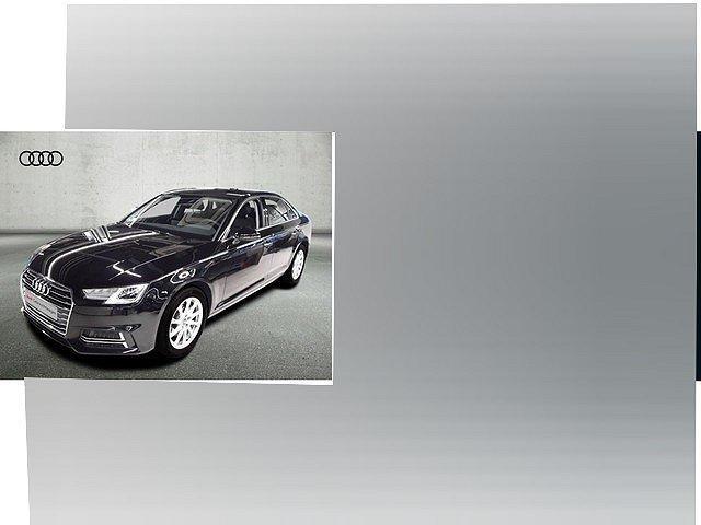 Audi A4 Limousine - 40 TFSI S tronic Design Navi DAB 17 Zoll