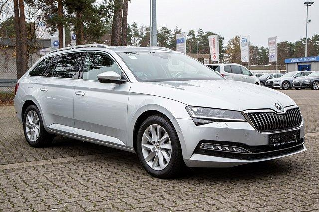 Skoda Superb Combi - STYLE 2.0 TDI*DSG*VIRTUAL/NEUES MOD
