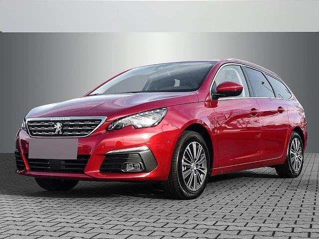 Peugeot 308 SW - Allure Pack 1.2 e-THP PureTech 130 Autom. +LED+NAVI+CAM+CARPLAY+