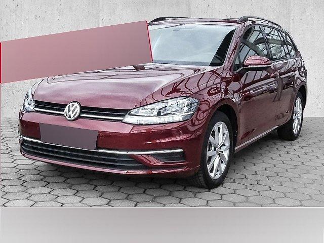 Volkswagen Golf Variant - 1.6 TDI Comfortline CLIMATRONIC NAVI ACC ALU