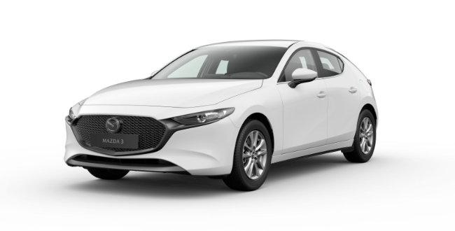 Mazda Mazda3 5-Türer