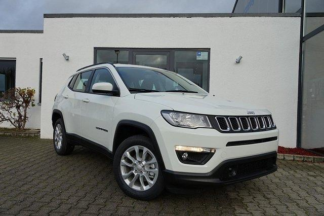 Jeep Compass - LONGITUDE Winter-/Navi- + Komfort-Paket!