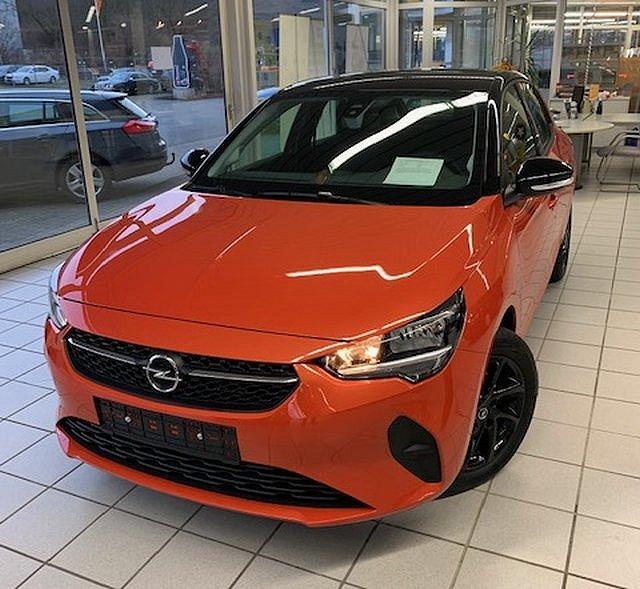Opel Corsa - F Edition Plus Color