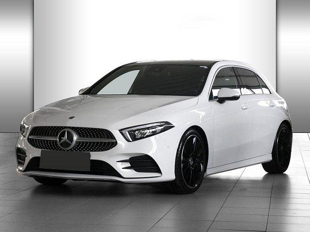 Mercedes-Benz A-Klasse - A 180 AMG Line Pano 19