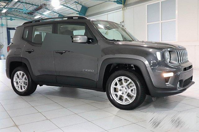 Jeep Renegade - PLUG-IN HYBRID 4XE LIMITED AUTOMATIK