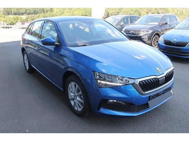 Skoda Scala - 1.0 TSI Ambition SHZ City-Notbrems MFLL Bluetooth LM Spurhalte