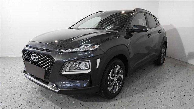 Hyundai Kona - 1,6 GDI Premium Hybrid 2WD