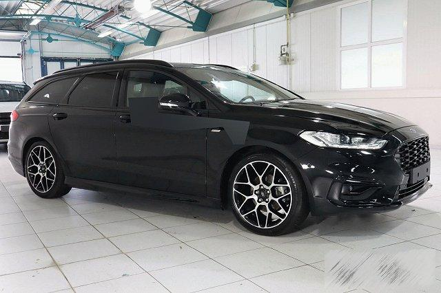 Ford Mondeo Turnier - 2,0 ECOBLUE AUTO. ST-LINE NAVI LED SOUND LEDER LM19 AHK