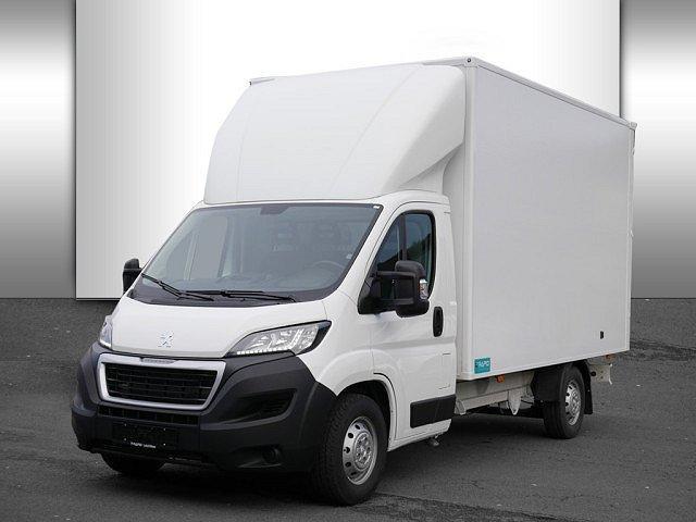 Peugeot Boxer - Cargo Edition 435 L4 BlueHDi 140 NAVI