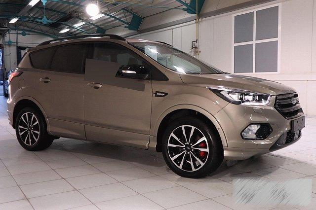 Ford Kuga - 2,0 TDCI AUTO. ALLRAD ST-LINE NAVI XENON PANO SOUND LM18 AHK