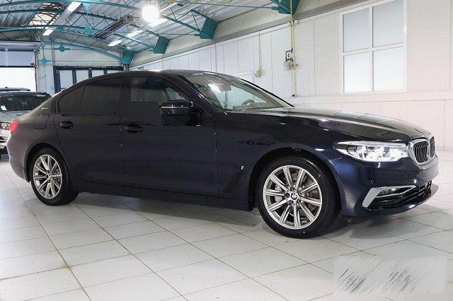 BMW 5er - 530E AUTO. LUXURY LINE NAVI ADAP-LED GSD HEAD-UP SOUND LM18