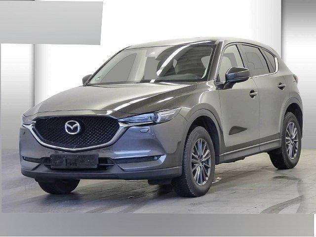 Mazda CX-5 - SKYACTIV-G 165 AWD Aut. Exclusive-Line Navi LED PDC Sitzheizung
