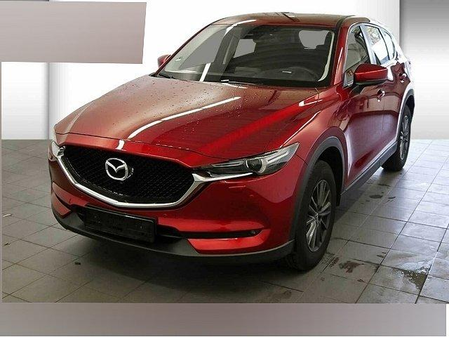Mazda CX-5 - SKYAKTIV G 165 AWD Aut. Exclusive-Line Navi iACT-P LED HUD Allrad