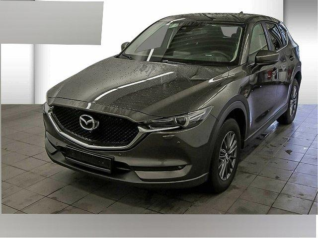 Mazda CX-5 - SKYACTIV-G 165 FWD Exclusive-Line Navi i-Act LED HUD 360Grad